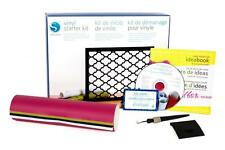 Silhouette VINYL STARTER KIT for Silhouette Cameo & Portrait Cutters