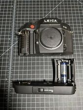 Leica R8 35mm SLR camera + Motor Winder R8 - tested, works, Excellent condition