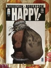 Happy #2 Image Comic Book 2012 VF Cond Modern Age 2nd Print