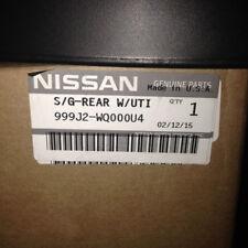 Genuine OEM Nissan 999J2-WQ000U4 Rear Splash Guards 2004-11 Titan Crew King Cab