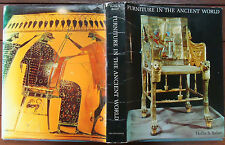 Furniture in the Ancient World Hollis S Baker Origins & Evolution 3100-475 B.C.