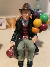 royal doulton figurines balloon man used excellent used condition, no box