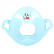 Baby Potty Training Seat Toddler Toilet Safety Handle Plastic Kid Commode Cover