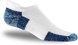 thorlos 254051 Unisex J Max Cushion Running Rolltop Socks Size Large