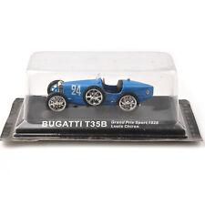 1/43 Scale BUGATTI T35B Grand Prix Sport 1928 Louis Chiron 24# Vehicles Car Toys