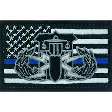 Thin Blue Line HDT Basic Bomb Squad Patch