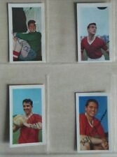 Original Manchester United Football Trading Cards Lot