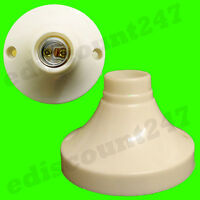 HIGH QUALITY SES E14 Edison Screw Fitting LED Lamp Holder UK SELLER UK STOCK.