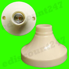 HIGH QUALITY SES E14 Edison Screw Fitting LED Lamp Holder UK SELLER UK STOCK.