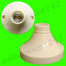 alta qualità SES E14 Edison Montaggio LED Porta-lampada VENDITORE UK STOCK UK