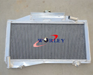 Aluminum radiator for MORRIS MINOR 1000 948/1098 1955-1971 Manual