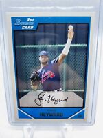 2007 Bowman Draft Picks JASON HEYWARD #BDPP54 1st Rookie RARE NM BRAVES