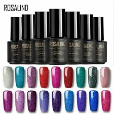 Top Coat Poly Gel Varnish Hybrid All For Manicure Semi Permanent 7ml ROSALIND