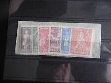 Indonesie - Mi.Nr. 128-133 **/MNH (254)