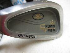 //Crown Viper Oversize #8 Iron - Left Hand - Men's - Steel Shaft - #880