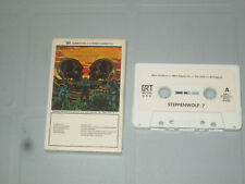 Steppenwolf - Steppenwolf 7 (Cassette, Tape) WORKING Tested Snapcase