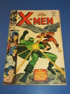 Uncanny X-men #29 Silver age GVG Super Adaptoid