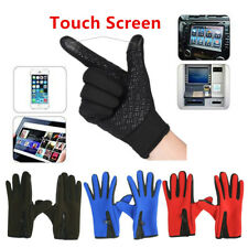 Lot Winter Unisex Touch Screen Windproof Waterproof Outdoor Sport Driving Gloves