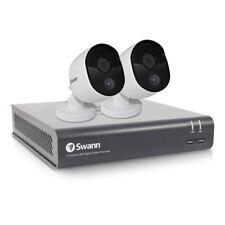 Swann 1080p 4 Channel 1TB DVR and 2 Heat-Sensing Camera CCTV Kit