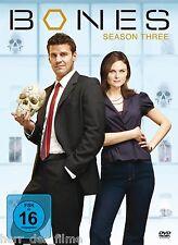 BONES - Die Knochenjägerin, Season 3 (4 DVDs) NEU+OVP