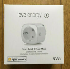Eve Energy Prise iphone ipad plug switch Apple HomeKit Sealed no x 11 air xr tv
