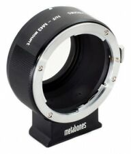 Metabones Adapter Nikon F an MFT II T