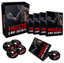 Muscle Gain Secrets Software With Master Resell Rights