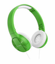 Pioneer SE-MJ503 Over the Ear Wired Headphones - Green