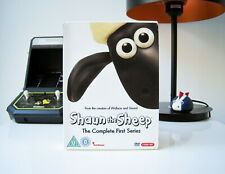 SHAUN THE SHEEP - 5 DVDs | THE COMPLETE FIRST SERIES