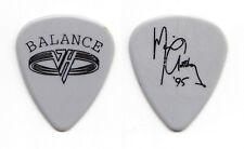 Van Halen Michael Anthony Signature Gray/Black Guitar Pick - 1995 Balance Tour
