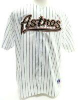 Russell Athletics MLB Houston Astors Baseball Jersey Jeff Bagwell Men's 3XL