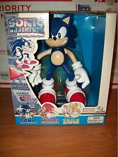 sonic the hedgehog sonic adventure talking toy island figure nib