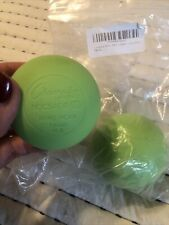 Silicone Lacrosse Ball Mobility 00004000  Myofascial Trigger Point Release New 2 lot