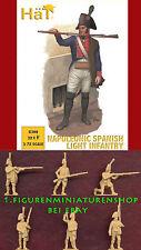 1:72 personaggi 8300 Napoleonic Spanish Light Infantry-Gil