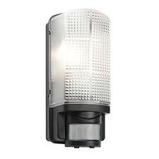 Saxby Rh60 Modern Outdoor Garden Porch PIR Ip44 Motion Sensor Black Security
