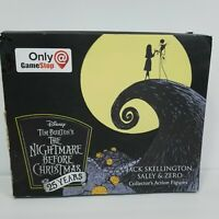 Disney The Nightmare Before Christmas 25 Years Collectors Gamestop Box Damage
