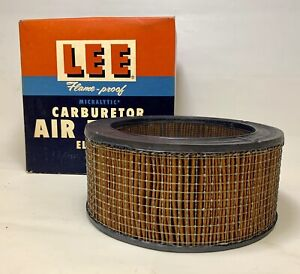1957 1958 Plymouth Dodge DeSoto  Air Cleaner Element, Lee AFL-1
