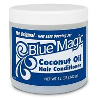 Blue Magic Coconut Oil Hair Conditioner, 12 oz (Pack of 2)