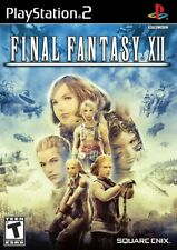 Final Fantasy Xii - Playstation 2 Game Complete