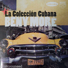 Beny More - La Coleccion Cubana (CD, 1998, Music Club Records) VG++ 9/10