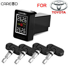 Intelligent Tyre Pressure Monitoring System TPMS Built-in 4 Sensors for Toyota