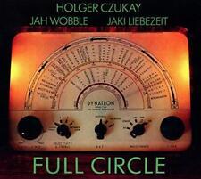 Holger Czukay Jah Wobble Jaki Liebezeit - Full Circle (NEW CD)