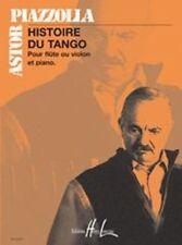 Histoire Du Tango (flute and piano); Piazolla, Astor, LEMOINE - HX28224