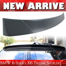 Painted Top Window Roof Spoiler BMW E71 X6 SUV Hatchback  D-Type