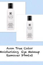 Avon True Color Moisturizing Eye Make-Up Remover X2