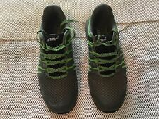 New listing INOV MENS RUNNING SHOES, GREEN AND GRAY, SIZE 9