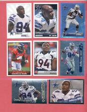 2011-2015 Panini DEMARCUS WARE Dallas Cowboys Denver Broncos Sticker Lot + Foils