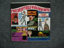 THE DRIFTERS,GOLDEN GREATS-ATLANTIC RECORDS.1968