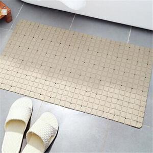 Antiskid Mat Hallway Bathing Bedroom Floor Non-slip Carpet Doormat Decor FW