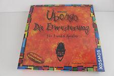 Ubongo Erweiterung auf 5-6 Spieler - Kosmos 691073 - OVP & NEU